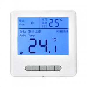智能空调面板